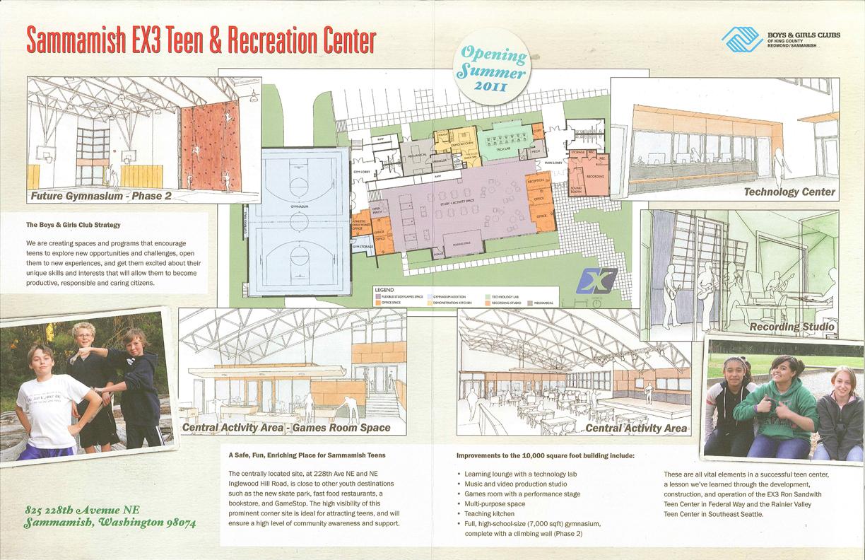 Teen Center Recreation Events 106