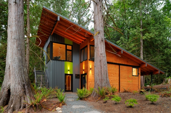 North Bend Residence by Johnston Architects