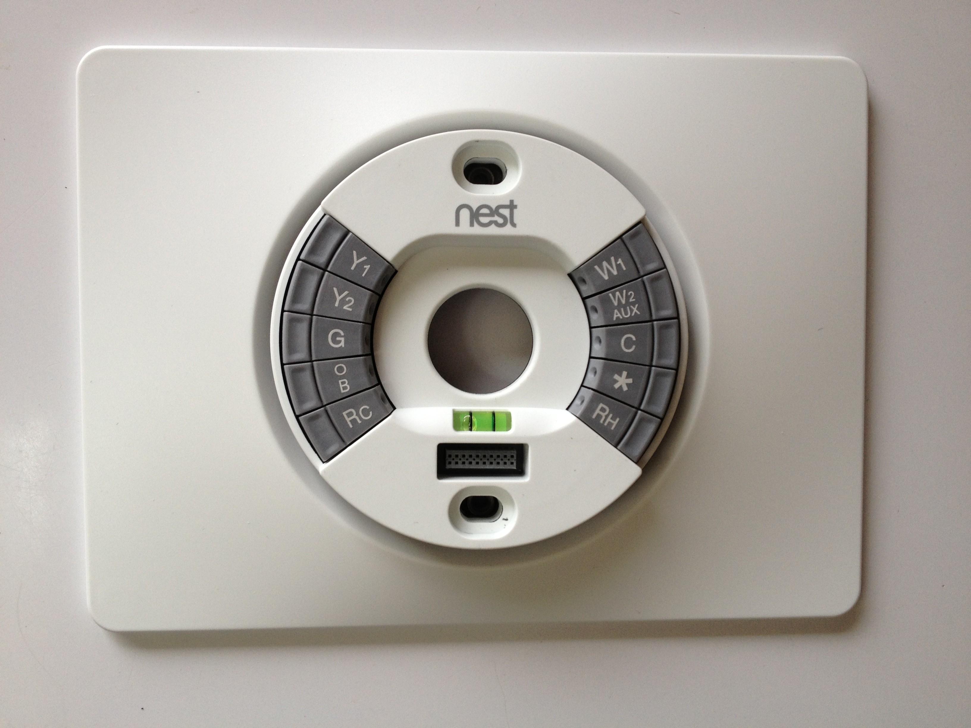 Nest Thermostat Wiring Plate Basic Guide Diagram Heat Pump The Johnston Architects Rh Johnstonarchitects Com E